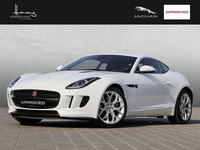 Jaguar F-Type Coupe Automatik