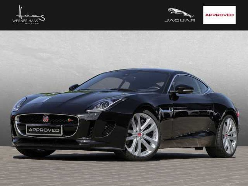 Jaguar F-Type Coupe Aut. S