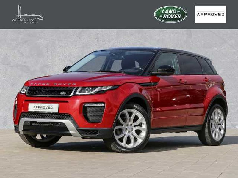 Land Rover Range Rover Evoque TD4 Aut. SE Dynamic, Standheizung, 20 Zoll