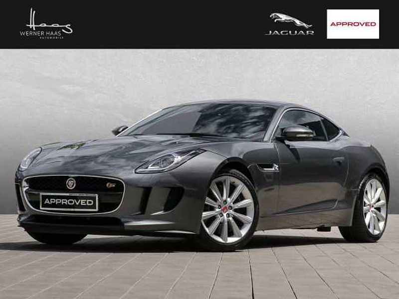 Jaguar F-Type Coupe AWD Aut. S