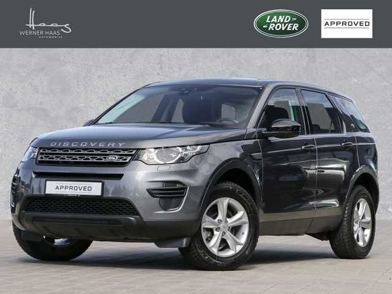 Land Rover Discovery Sport TD4 Aut. Pure, Sitzheizung, PDC