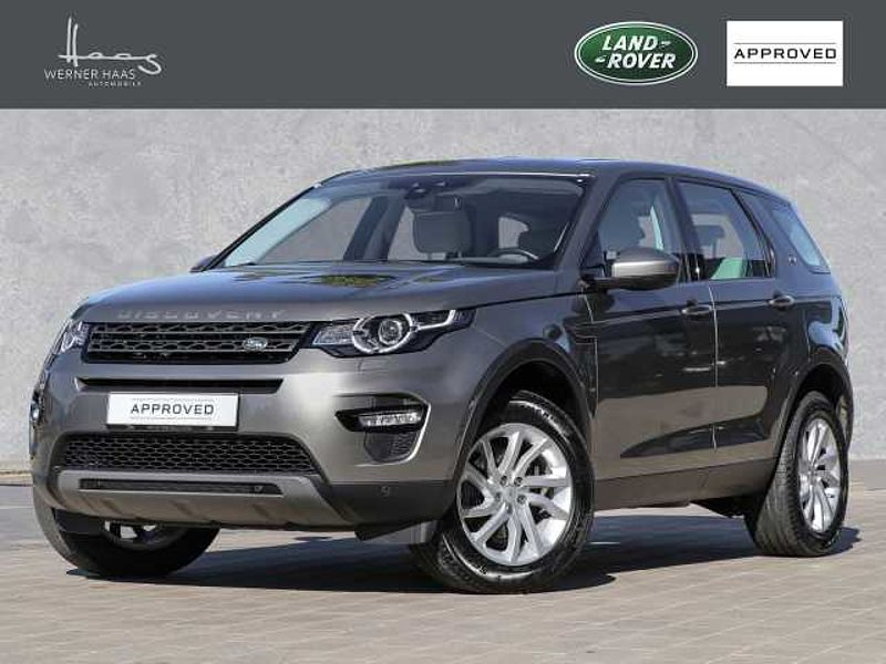 Land Rover Discovery Sport TD4 Aut. SE, ACC, 825 Watt